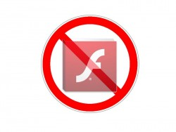 Flash Player unerwünscht (Bild: silicon.de mit Material von Shutterstock und Adobe)