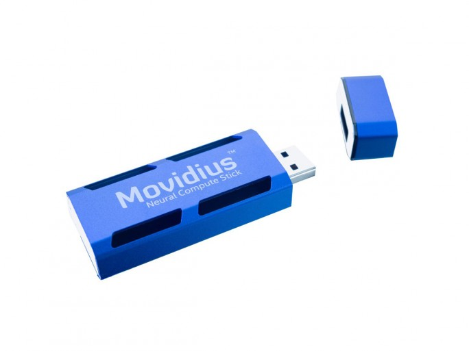 Movidius Neural Stick (Bild: Intel)