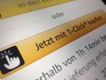 Amazons 1-Klick-Lösung (Bild: Andreas Donath)