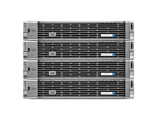 Mit der Übernahme von Springpath sichert sich Cisco dessen bereits jetzt in der Produktreihe Cisco HyperFlex verwendete Software (Bild: Cisco)
