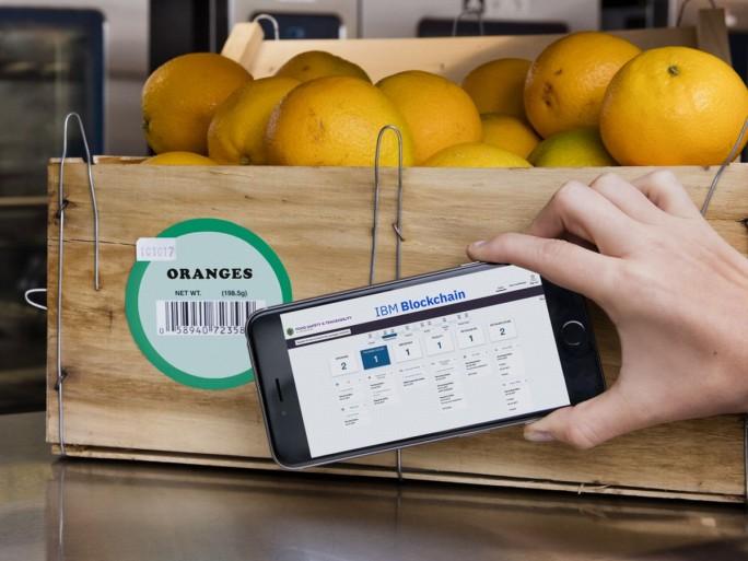 IBM kündigt Blockchain-Kooperation mit Unternehmen aus der Lebensmittelbranche an (Bild: Connie Zhou/IBM)