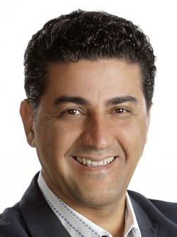 Jamshid Rezaei CIO Mitel (Bild: Mitel)