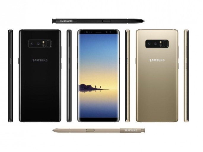 Galaxy Note 8 (Bild: Samsung)