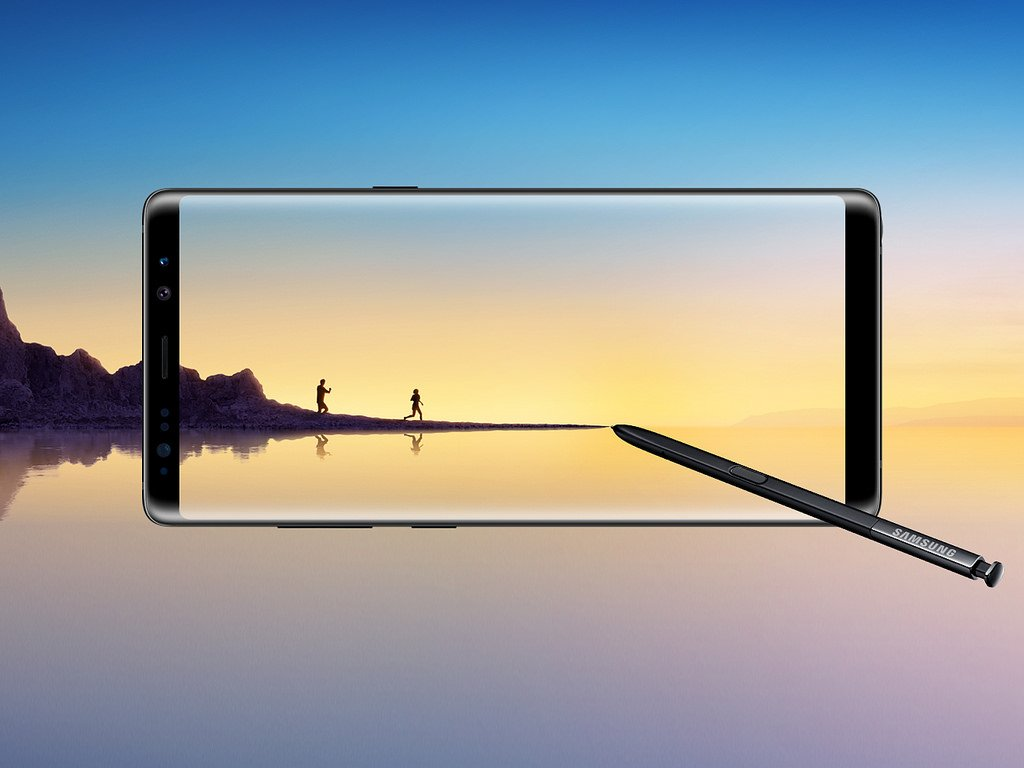 Galaxy Note 8 (Bild: Samsung)