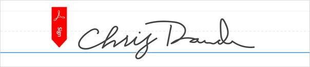 digitale Unterschrift (Bild: Adobe)