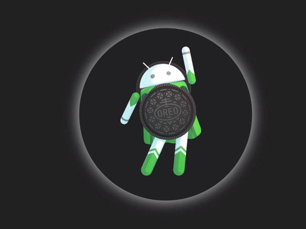 Android Oreo (Bild: Google)