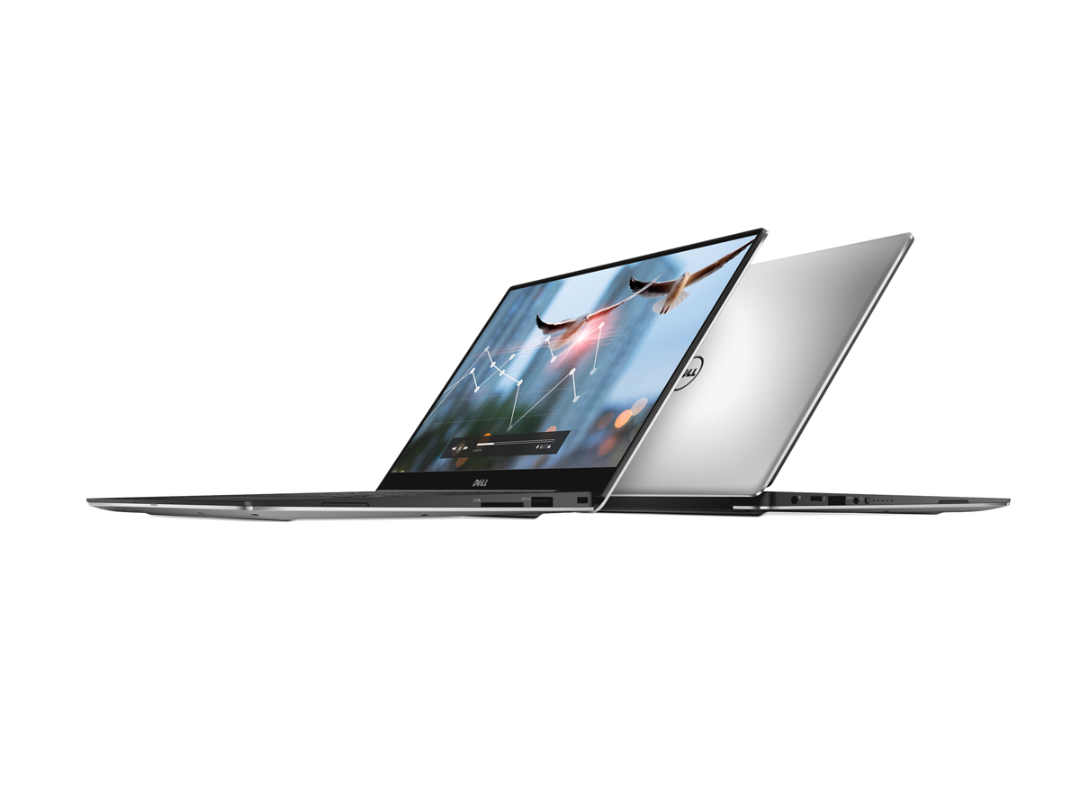 Dell XPS 13 (Model 9360) Non-Touch 13-inch notebook computer, codename Dino 2 MLK. (Bild: Dell)