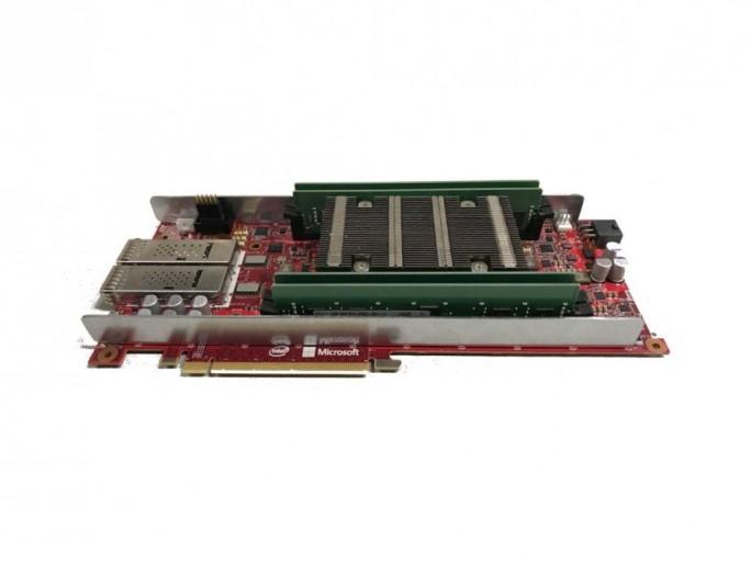 Projekt Brainwave basiert auf FPGA-Boards, die unter anderem Chips der Intel-Tochter Altera nutzen (Bild: Microsoft).