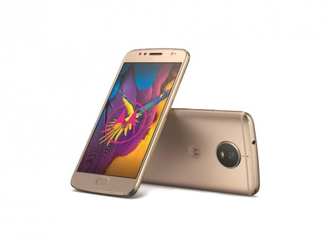 Moto G5S (Bild: Motorola)