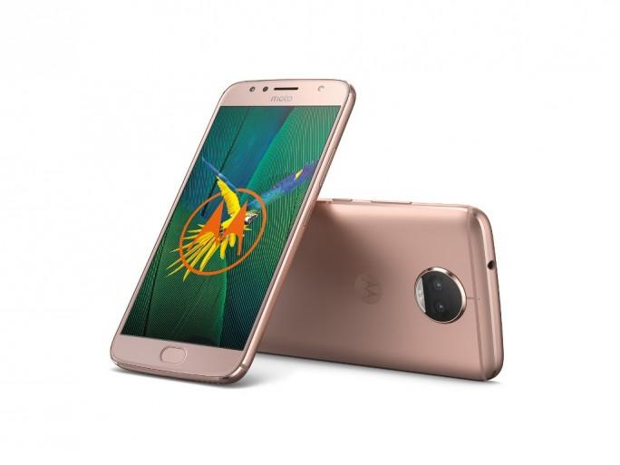 Moto G5S Plus (Bild: Motorola)