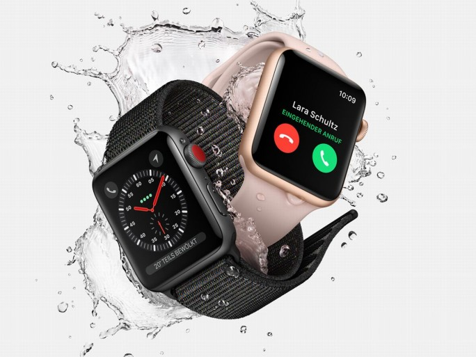 Apple Watch Series 3 ( Bild: Apple)