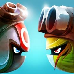Mit dem Börsengang und der Neuvorstellung Battle Bay hofft Rovio an die Erfolge von Angry Birds 2009 anknüpfen zu können (Bild: Rovio)
