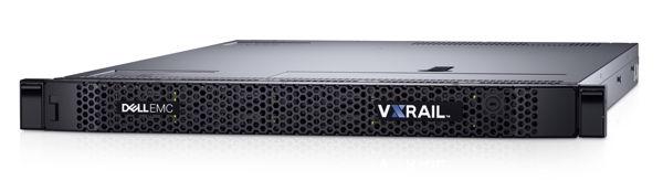 Die Appliance Dell EMC VxRail ESerie bietet die Hardware-Grundlage für eine hyperkonvergente, Software-definiertes Rechenzentrum auf Basis von VMware. (Bild: Dell EMC)