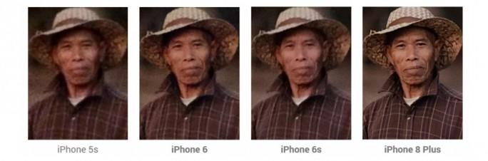 Das iPhone 8 Plus bietet die bislang beste Kamera am Markt. (Bild: DxO Labs)