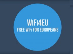 EU: Free WiFi for Europeans (Grafik: EU)