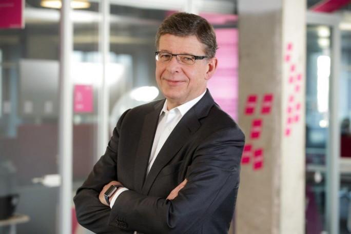 Reinhard Clemens, als Telekom-Vorstand bisher verantwortlich für die Großkundensparte T-Systems verlässt zum 1. Januar 2018 das Unternehmen. (Bild: Deutsche Telekom)
