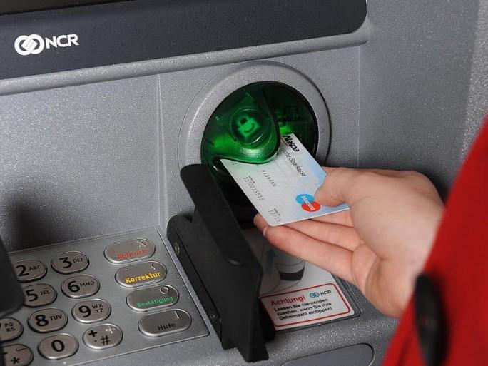 Skimming-Schutz am Geldautomaten (Bild: NCR).