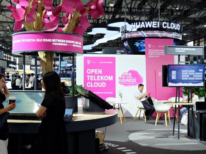 Die Open Telekom Cloud von T-Systems basiert auf der OpenStack-Cloud-Technologie von Huawei. (Bild: Stefan Girschner)