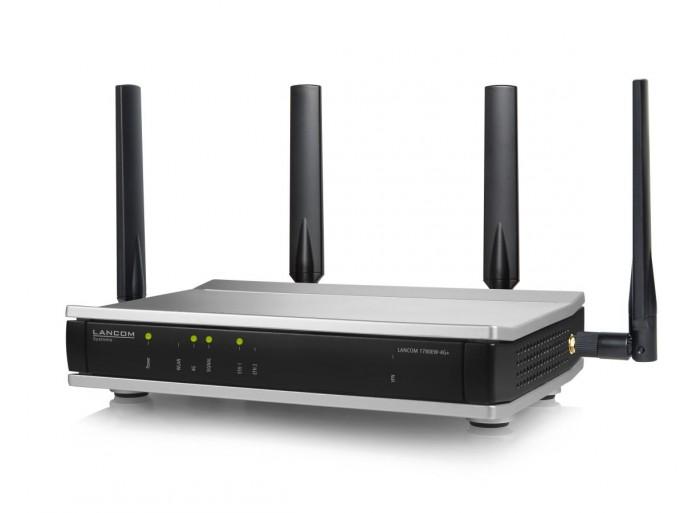 VPN-Router 1780EW-4G+ (Bild: Lancom)