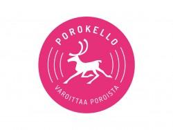 App Porokello warnt vor Rentieren auf der Straße (Bild: Paikkatieto Online Oy)