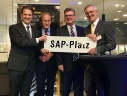 Einweihung SAP Ratingen (Bild: SAP)