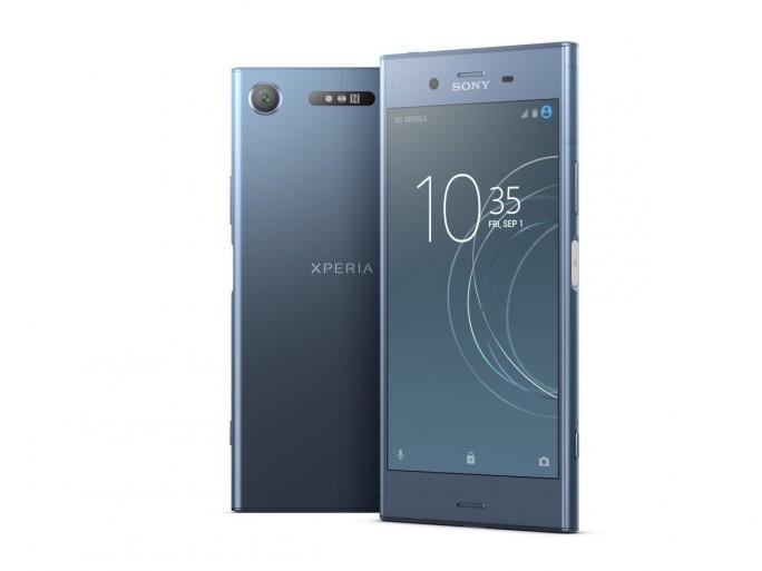Sony Xperia XZ1 (Bild: Sony)
