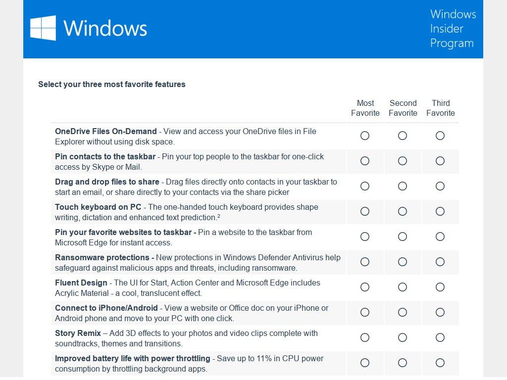 neue funktionen windows 10