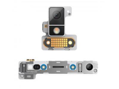 Das Fairphone-Kamera-Bundle besteht aus einem Kamera-Modul mit 12 Megapixel und Top-Modul und der Selfie-Kamera mit 5 Megapixel. (Bild: Fairphone)