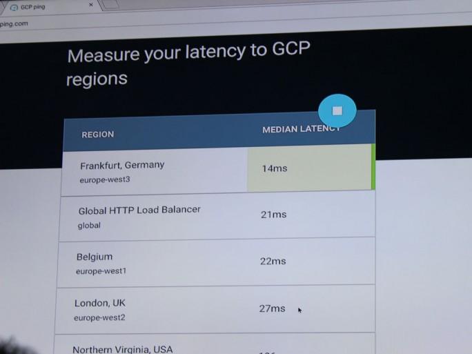 Von München bis Frankfurt braucht ein Signal 15 Millisekunden. Die niedrigen Latenzzeiten sind für Gaming-Anbieter aber auch für IoT-Szenarien interessant. Darüber hinaus bieten sich damit weitere Möglichkeiten für Unternehmen. (Bild: Martin Schindler)
