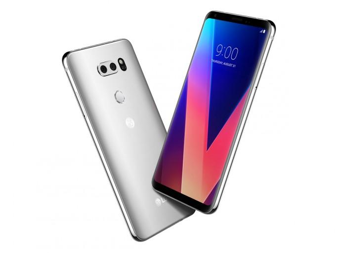 LG V30 (Bild: LG)