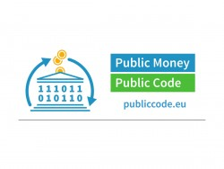 Public Money Public Code (Grafik: OSBA)