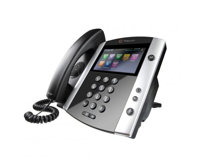 VVX 600 (Bild: Polycom)