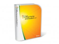 Microsoft Office Home 2007 (Bild: Microsoft)