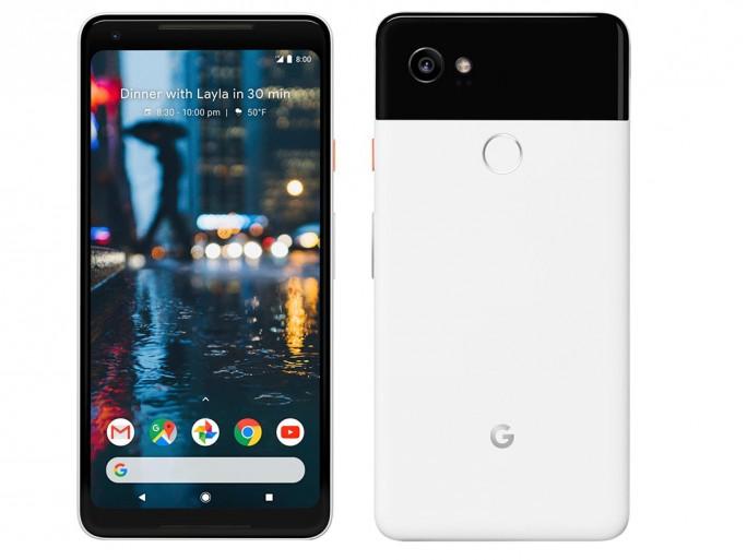 "Google Pixel 2 XL (Bild: <a href=""https://venturebeat.com/2017/10/02/these-are-the-google-pixel-2-and-pixel-2-xl/"" target=""_blank"">Evan Blass</a>)"