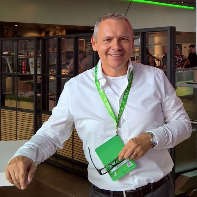 Clemens Weis, Geschäftsführer Industrie Reply (Bild: Rüdiger)