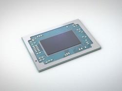 Render-Bild des AMD Ryzen Mobile (Bild: AMD