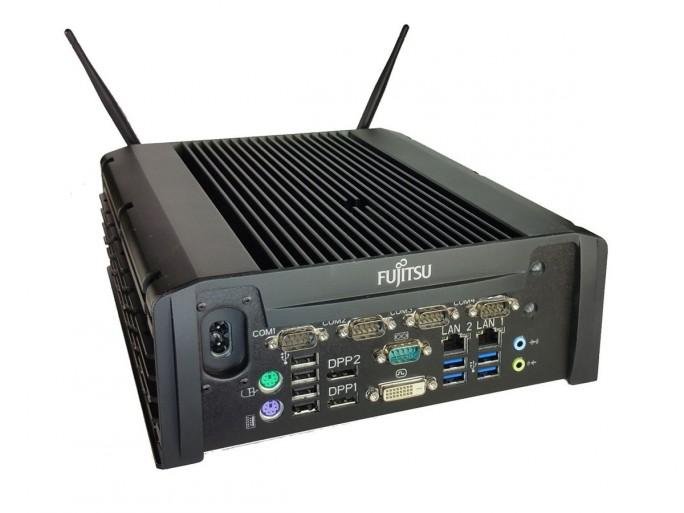 Die Appliance A700 ist eine integrierte Hardware- und Software-Plattform für das Sammeln, Filtern und die Analyse von IoT-Daten. (Bild: Fujitsu)