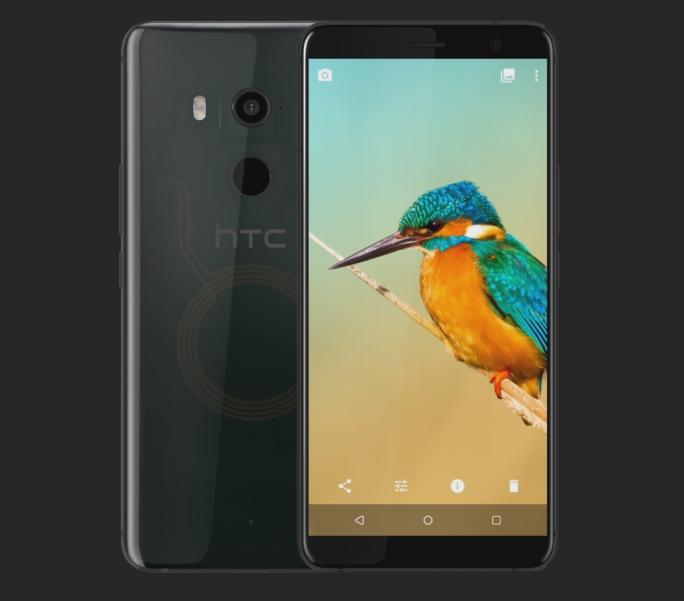 HTC U11 Plus (Bild: HTC)