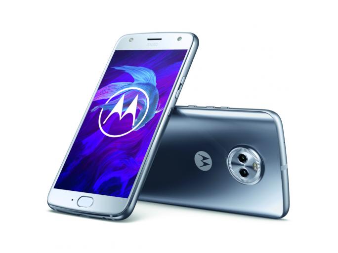 Moto X4 (Bild: Motorola Mobility)