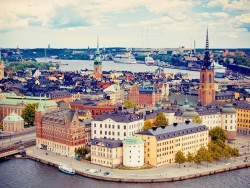 Innenstadt von Stockholm (Bild: Shutterstock)