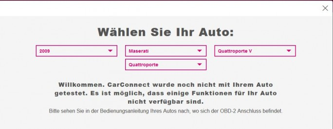 Die Kompatibilitätsprüfung ist inzwischen auch verfügbar. Dafür sind nur wenige Angaben erforderlich.  (Screenshot: silicon.de)