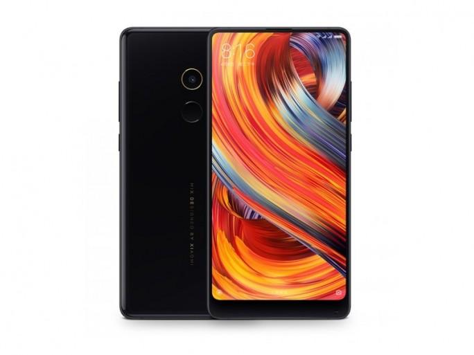 Mit dem Mi MIX 2 stellte Xiaomi dieses Jahr bereits sein zweites Smartphone mit extrem schmalen Rändern vor (Bild: Xiaomi).
