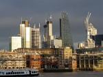 Bauboom in London: es sind 250 neue Hochhäuser geplant. Das ist ein riesiger Markt für IoT-Cloud-Angebote für Smart Buildings und Smart Cities. (Bild: Christian Raum)