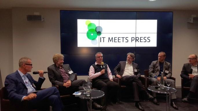 Roundtable IT-meets-press November 2017 (Bild: Stefan Girschner)