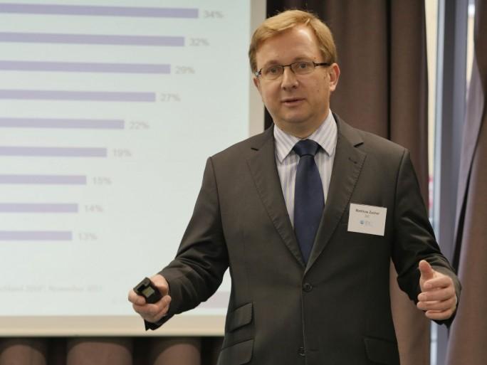 Matthias Zacher, Manager Research und Consulting bei IDC. (Bild: IDC)