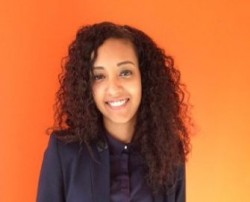 Megnote Tessema, Operation Manager, Asset Mapping (Bild: Asset Mapping)