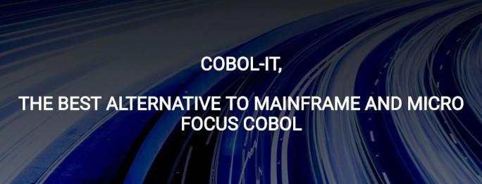 """""""Die beste Alternative zu Mainframe und Micro Focus"""" ist jetzt Teil des letztgenannten Unternehmens. (Bild: Cobol IT)"""