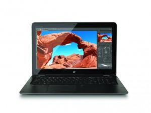 Wie zahlreiche andere Modelle des Herstellers leidet auch das HP ZBook 15u an einem Keylogger. (Bild: HP)