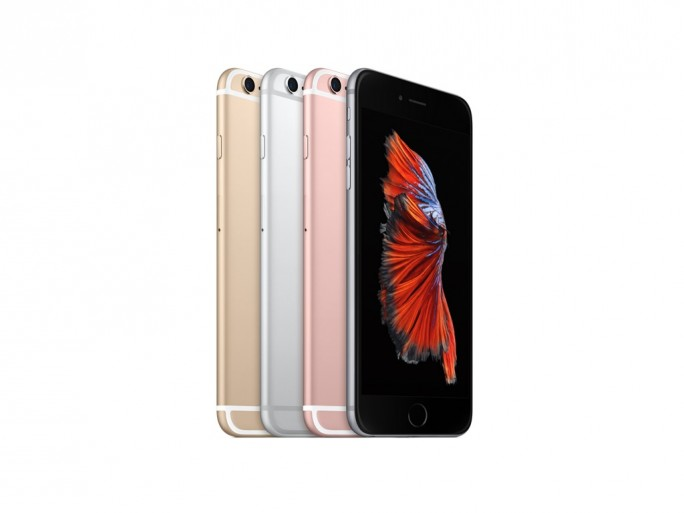 iPhone 6S (Bild: Apple)
