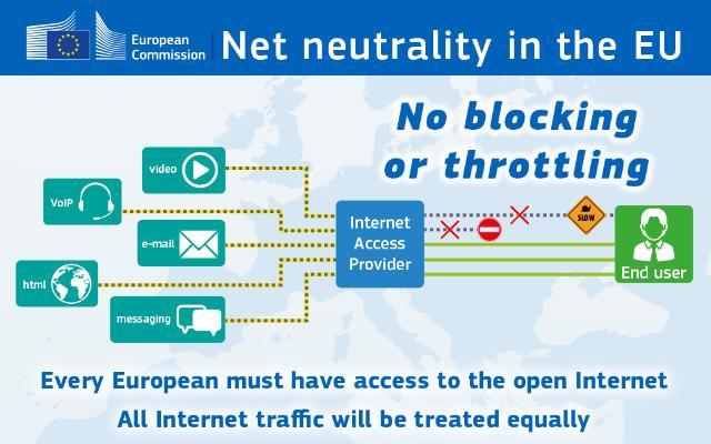 Gleiches Recht für alle im Web. (Quelle: EU-Kommission)